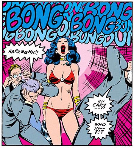 Legends, DC Comics