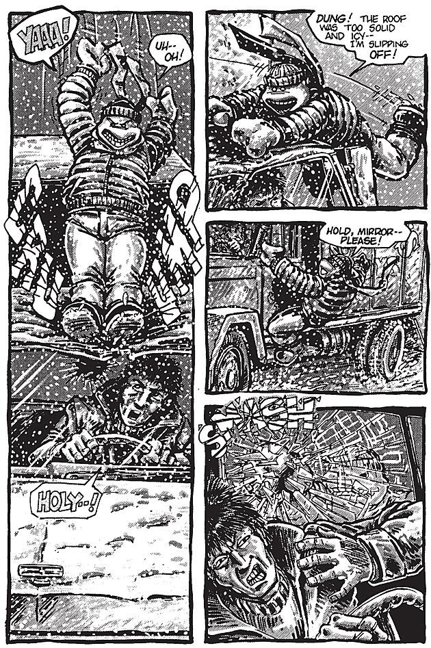 Teenage Mutant Ninja Turtles by Kevin Eastman and Peter Laird