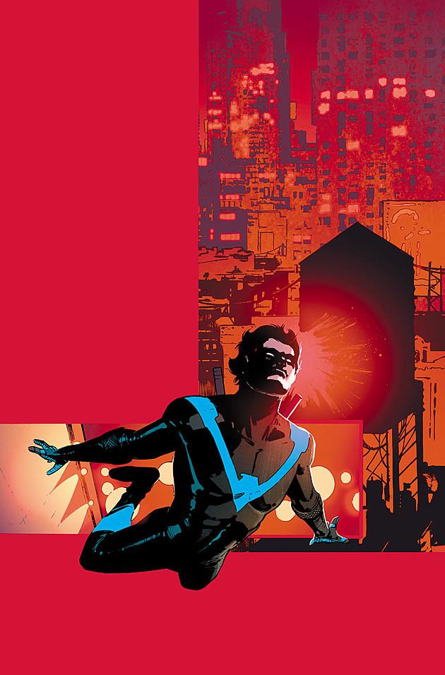 Nightwing #16, DC Comics