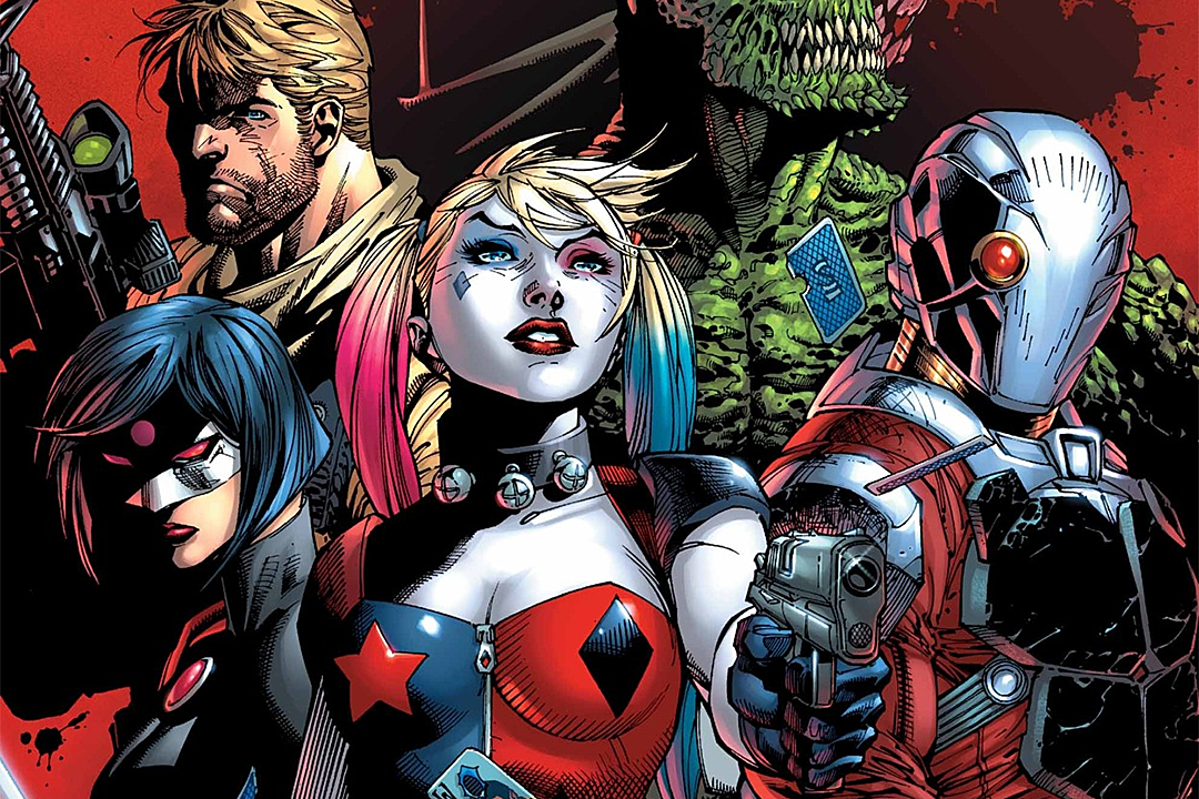 This Is A Ramones Song: Rob Williams On What Makes 'Suicide Squad' Tick