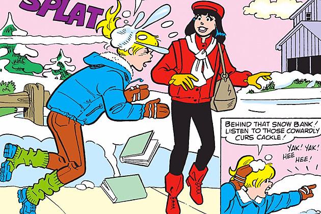 Pep Digitial: B&V Friends: Snow Day, Archie Comics