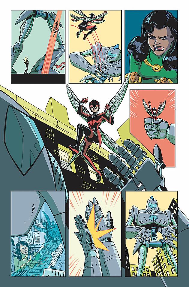 Elsa Charretier & Megan Wilson / Marvel Comics