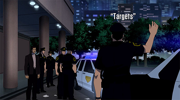 Young Justice: Targets