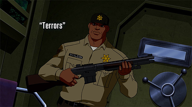 Young Justice Episode 11: Terrors