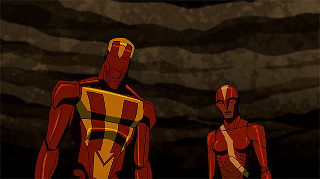 Young Justice Episode 12: Homefront
