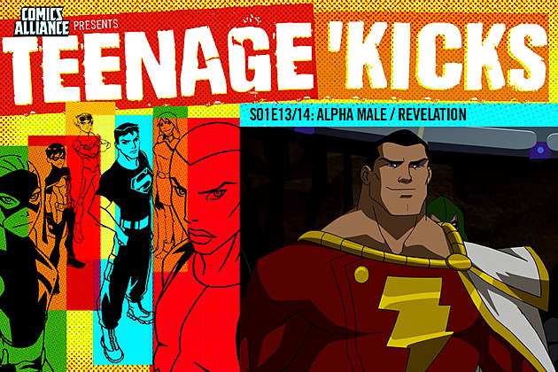 Teenage Kicks: ComicsAlliance's guide to Young Justice