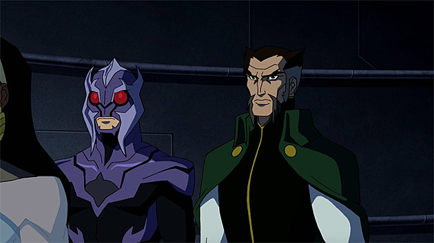Young Justice Episode 14: Revelation