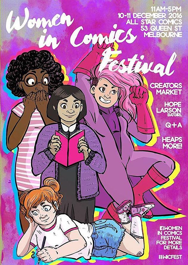 womenincomicsfest