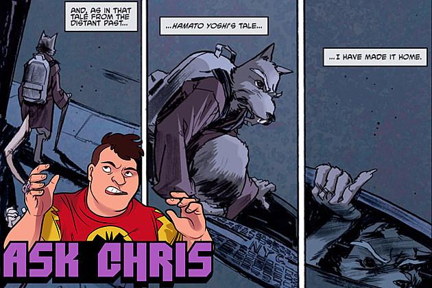 Ask Chris #322, background art by Dan Duncan