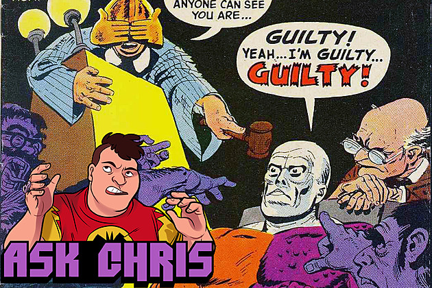 Ask Chris #325, background art by Jack Sparling