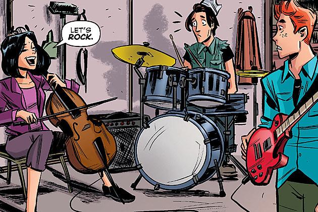 Ryan Jampole & Thomas Pitilli / Archie Comics