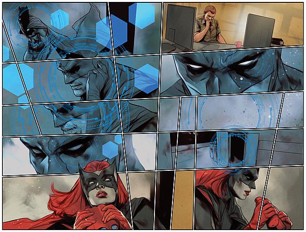 Art by Ben Oliver (DC Comics)
