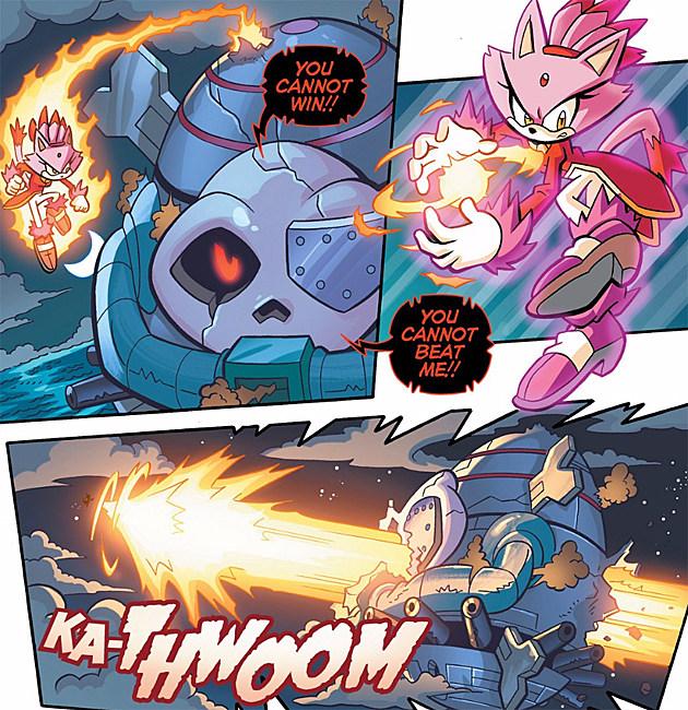 Sonic Universe #58, Archie Comics