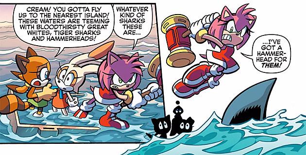 Sonic Universe #56, Archie Comics