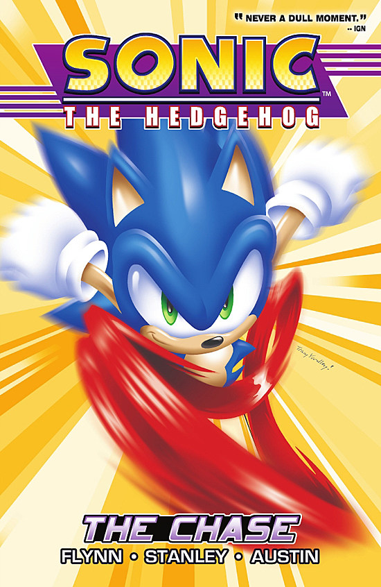 Sonic the Hedgehog: The Chase, Archie Comics