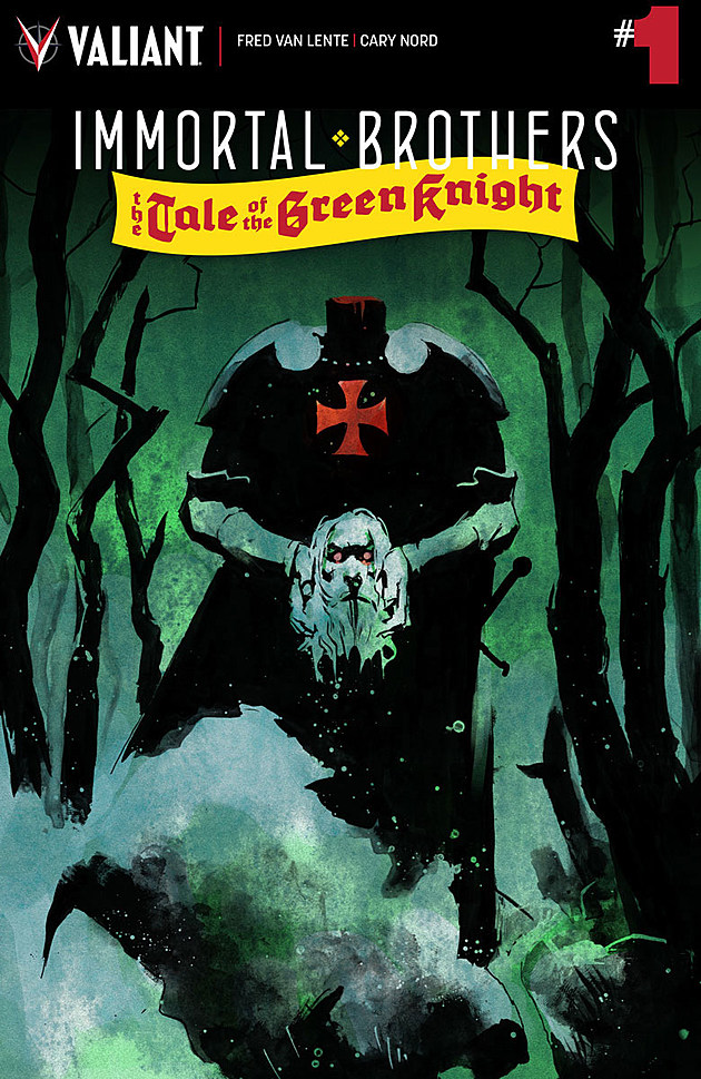 Immortal Brothers: The Tale of the Green Knight, Valiant Entertainment