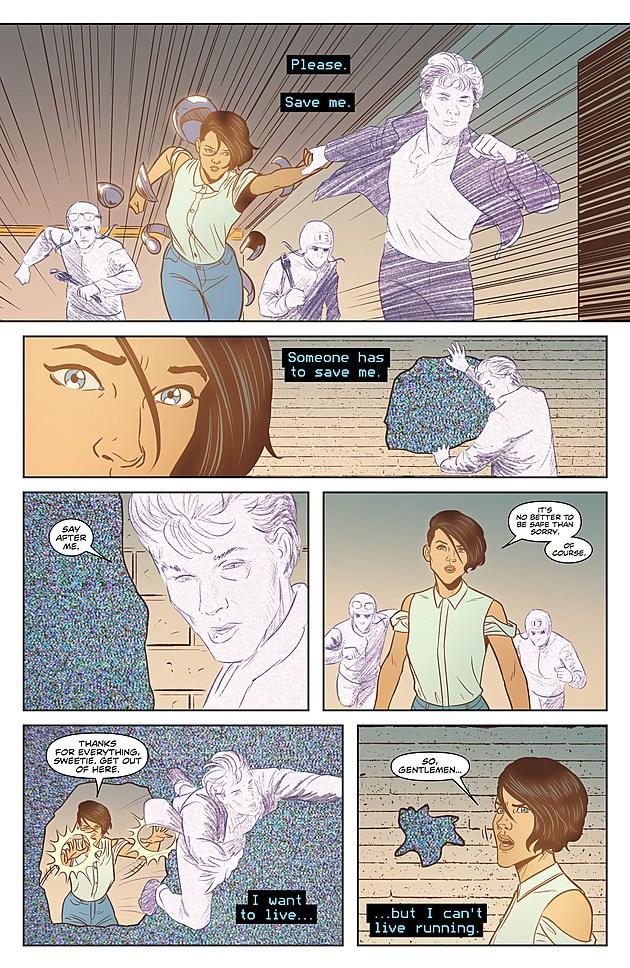 Jamie McKelvie, Matthew Wilson & Clayton Cowles / Image Comics