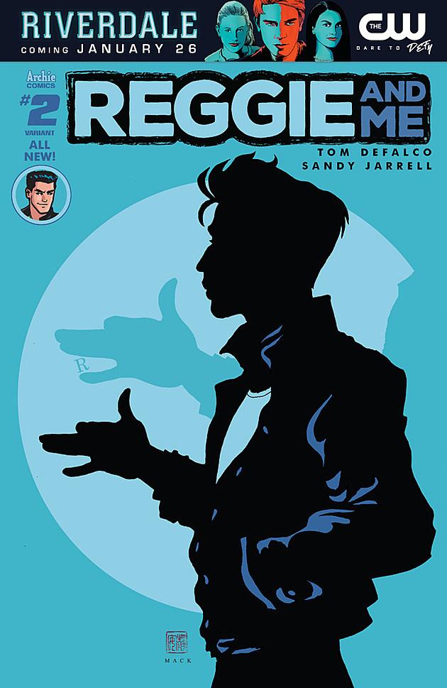 Reggie e mim # 2, histórias em quadrinhos de Archie