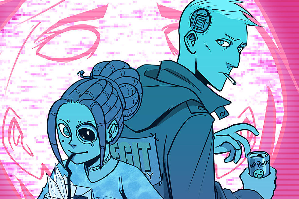 Cryoclaire and Io Black Rebuild The \'90s In \'Drugs & Wires\'