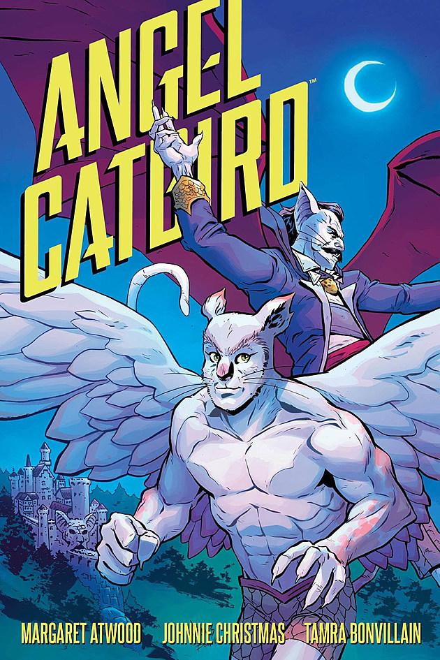Angel Catbird Volume 2 Review