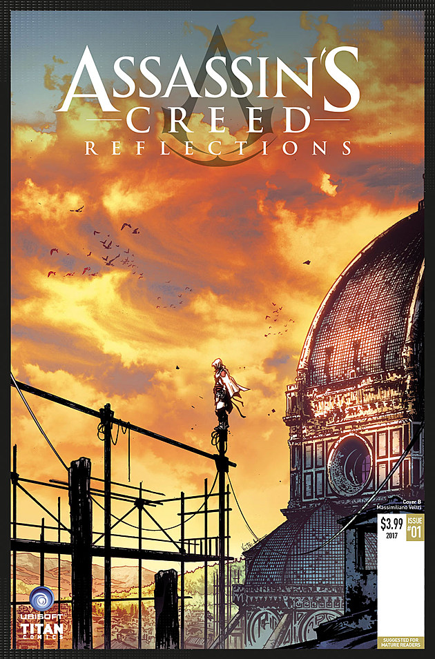 AC Reflections COVER B