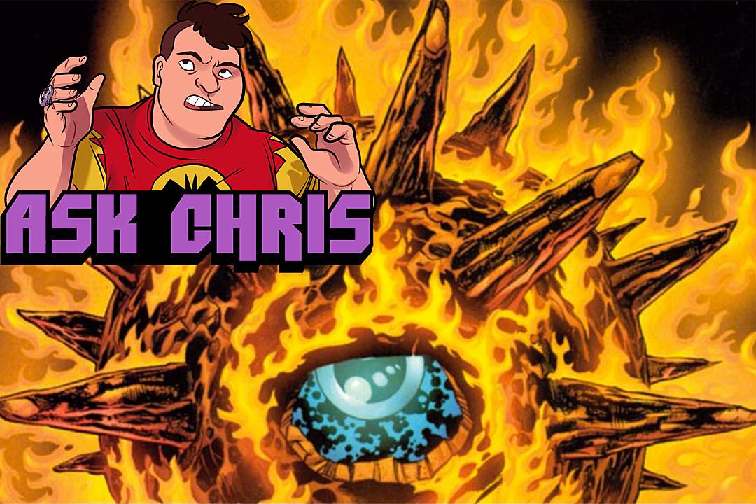 Ask Chris #326: Solaris The Tyrant Sun