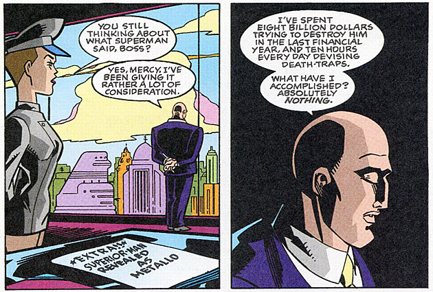 Superman Adventures, DC Comics