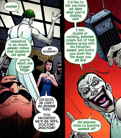 Batman RIP, DC Comics