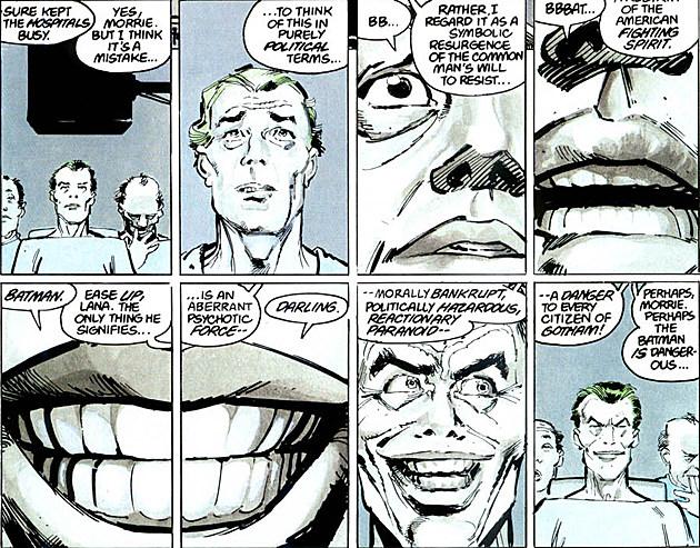 The Dark Knight Returns, DC Comics