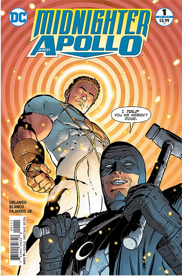 Midnighter & Apollo, DC Comics