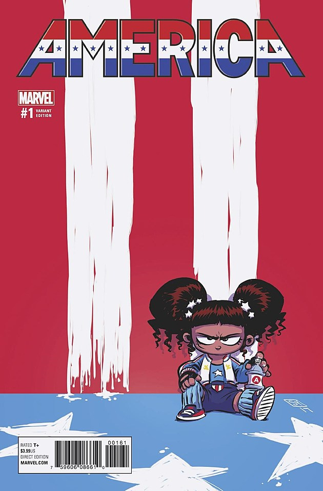Variant Cover by Skottie Young (Marvel)