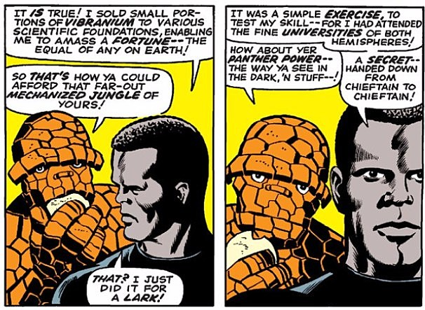 Fantastic Four #63 - Jack Kirby - Marvel