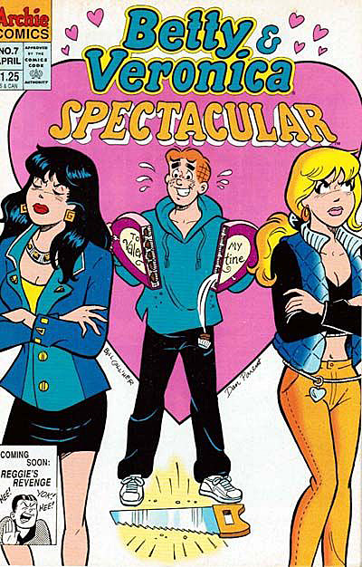 Betty & Veronica Spectacular #7, Archie Comics