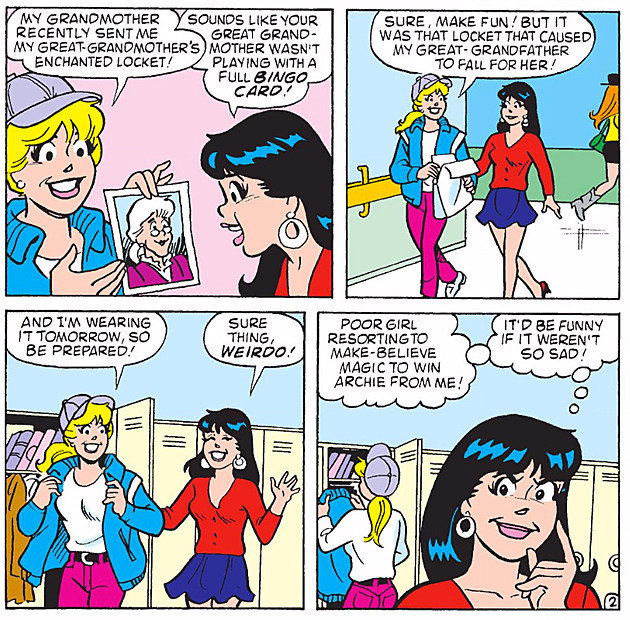 Pep Digital #38, Archie Comics