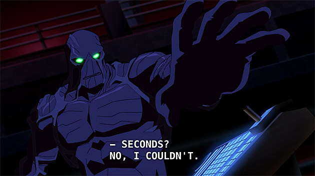 Young Justice Episode 24: Performance