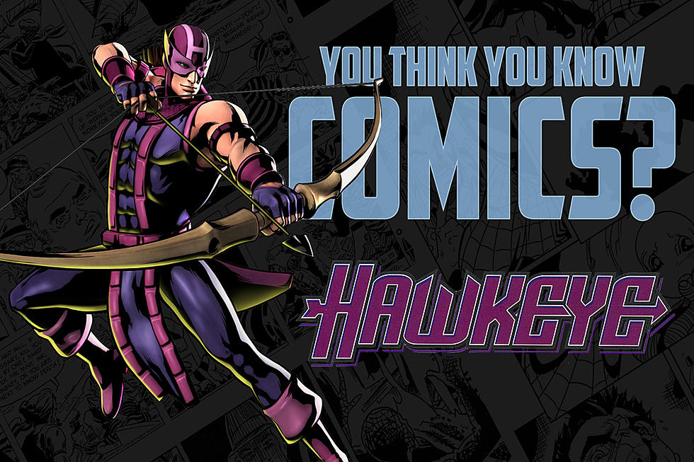 12 Facts You May Not Have Known About Hawkeye