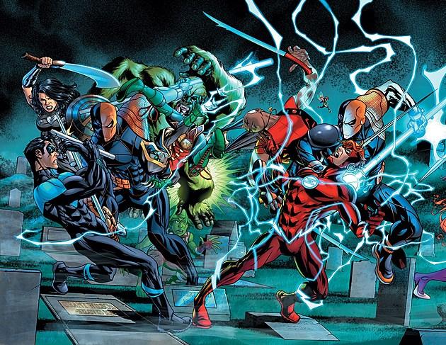 Mike McKone / DC Comics