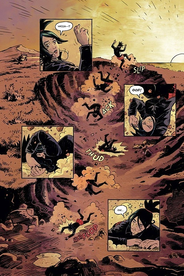 Nick Brokenshire & Frank Cvetkovic / Dark Horse Comics