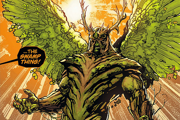 Swamp Thing Will Be the Guardian of Injustice 2's Earth