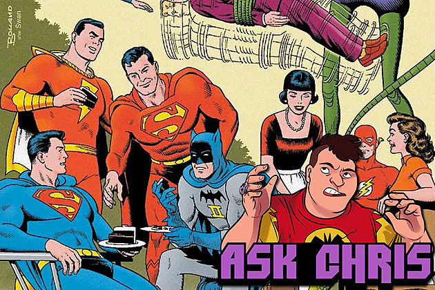 Ask Chris #331, background art by Brian Bolland