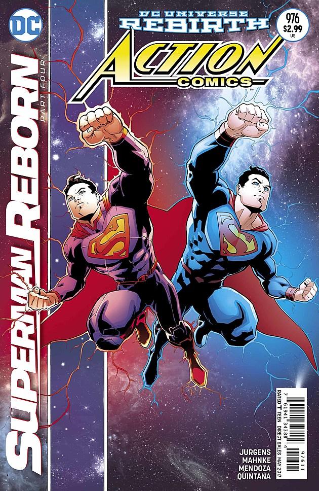 Patrick Gleason / DC Comics