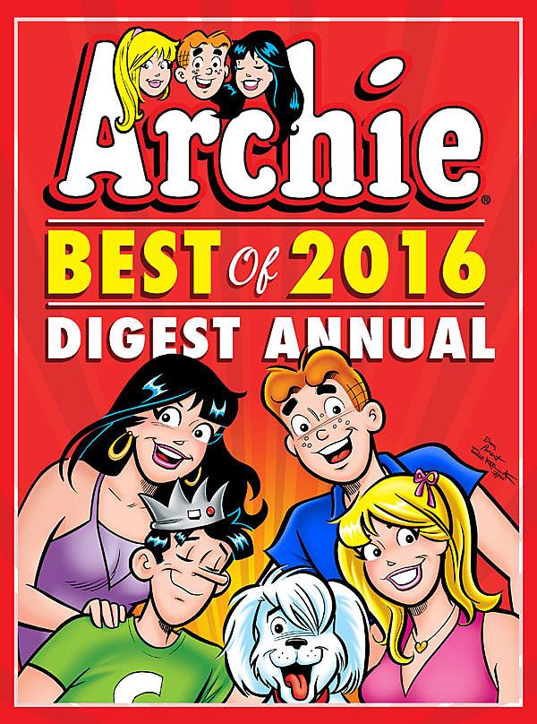 Archie Best of 2016 Digest Annual, Archie Comics
