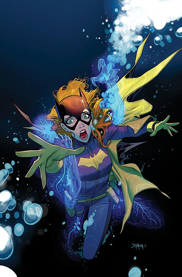 Dan Mora / DC Comics