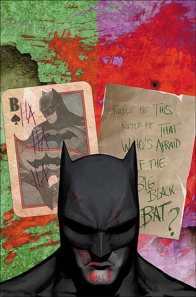 Mikel Janin / DC Comics