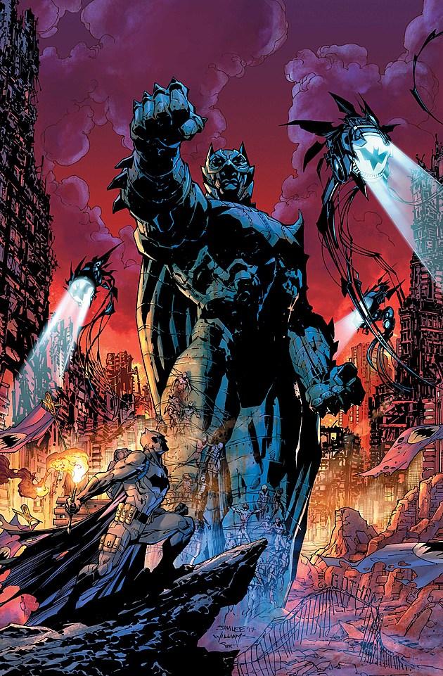 Jim Lee, Scott Williams and Alex Sinclair / DC Comics