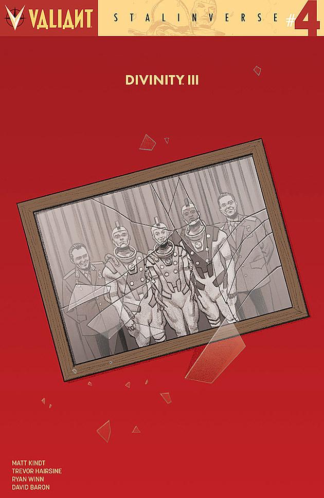Variant Cover by Greg Smallwood / Valiant