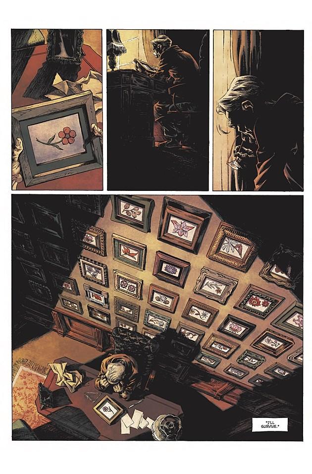 Jose Homs / Titan Comics