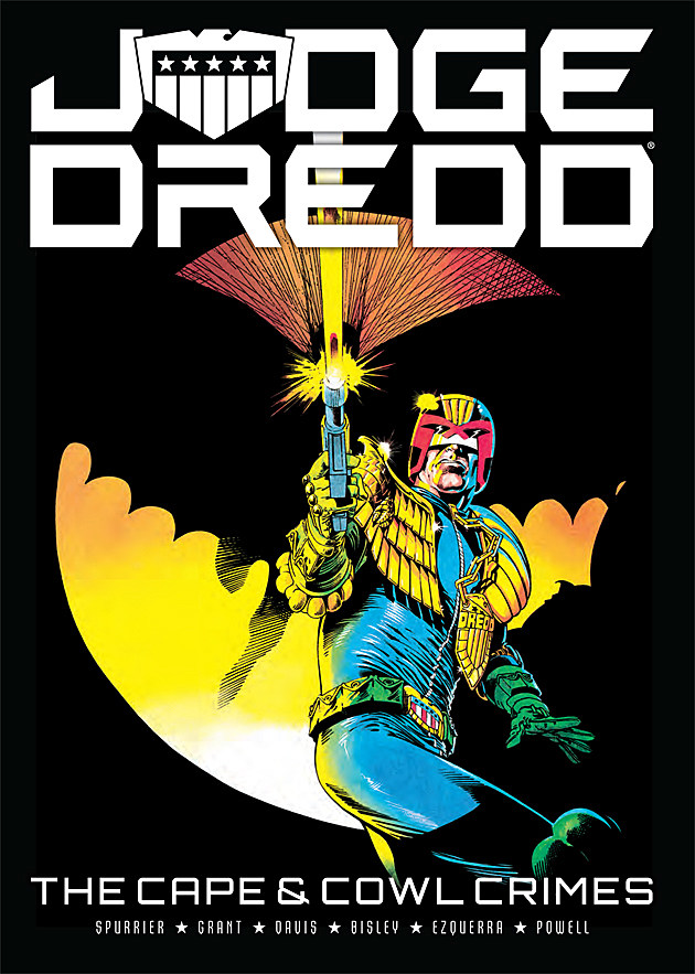 Judge Dredd: The Cape & Cowl Crimes, 2000 AD