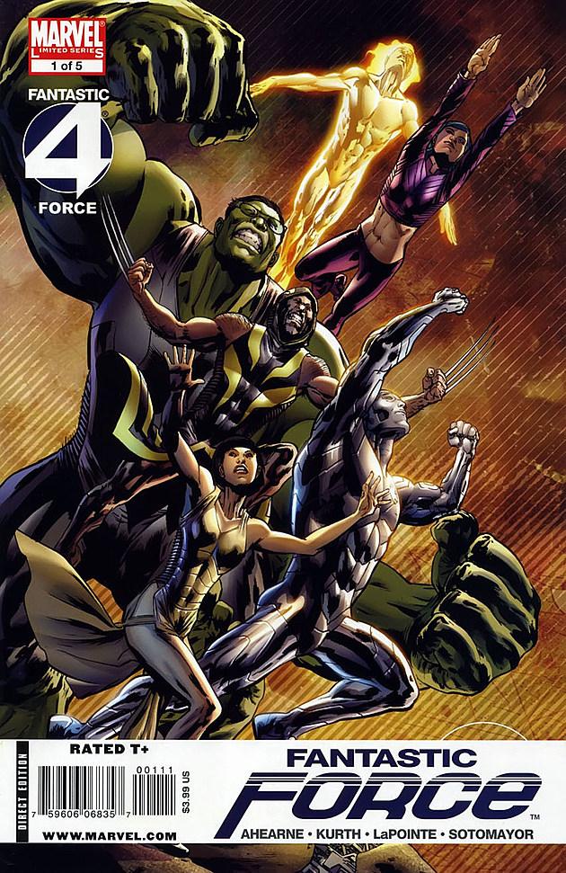 Bryan Hitch & Paul Mounts / Marvel Comics