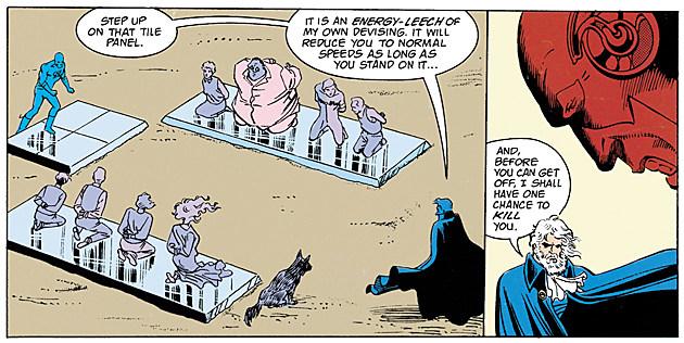 Flash #49, DC Comics